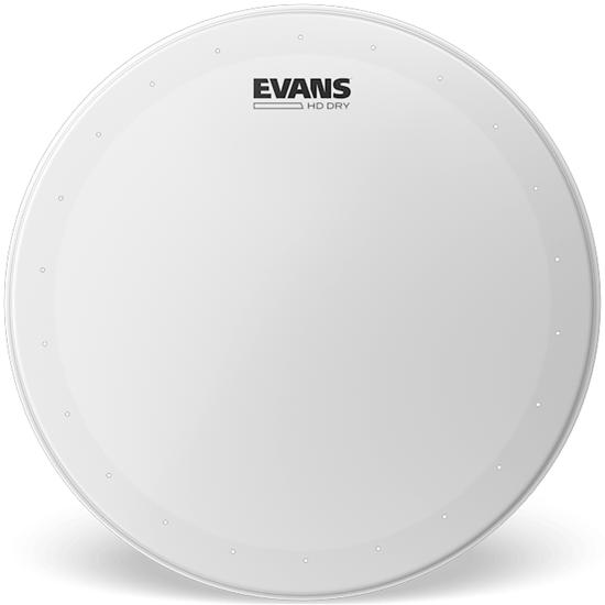 """Evans HD Dry 14"""" Coated Drumhead"""