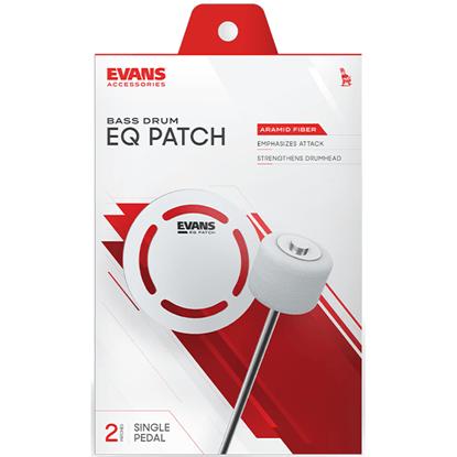 Evans EQ Patch Aramid Fiber Single Patch EQPAF1