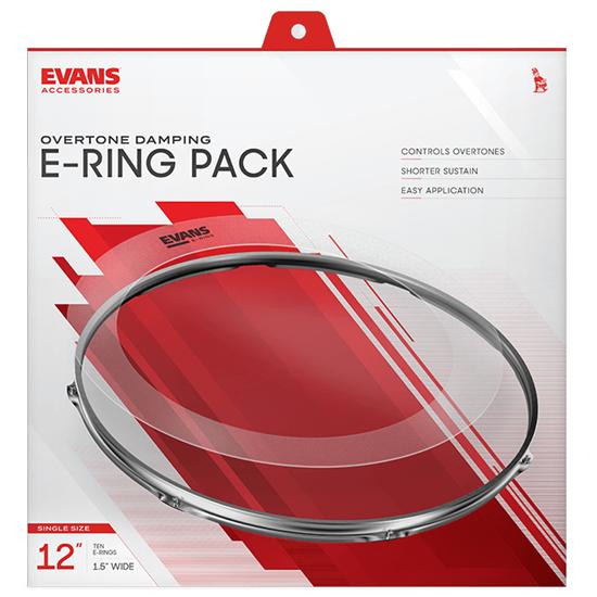 """Evans E-Rings 12"""" Filler Pack E12ER15"""