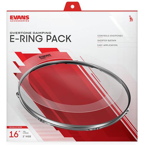 """Evans E-Rings 16"""" Filler Pack E16ER2"""