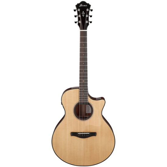 Ibanez AE410-LGS Natural Low Gloss