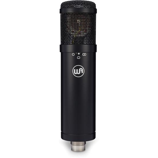 Warm Audio WA-47jr Black FET Condenser Microphone