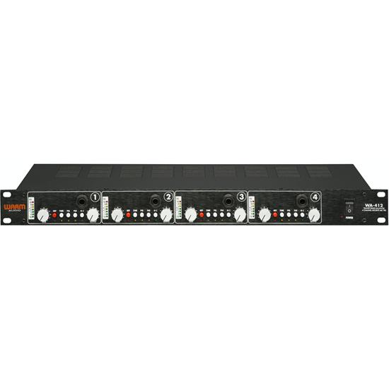 Warm Audio WA-412 Four Channel Mic Pre
