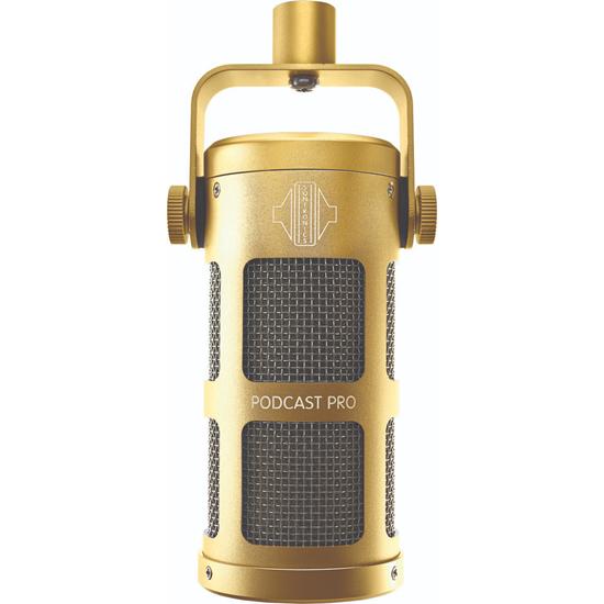 Sontronics Podcast Pro Gold