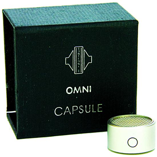Sontronics STC-1 Omni Capsule Silver