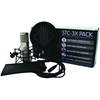 Sontronics STC-3X Pack Silver