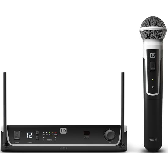 LD Systems U308 HHD Wireless System