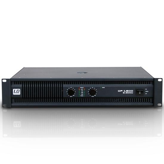 LD Systems DEEP2 1600 PA Power Amplifier