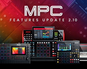 Bild för kategori Akai MPC Update 2.10