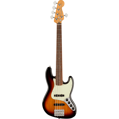 Fender Player Plus Jazz Bass® V Pau Ferro Fingerboard 3-Color Sunburst