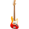 Fender Player Plus Jazz Bass® V Pau Ferro Fingerboard Tequila Sunrise
