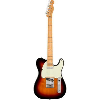 Fender Player Plus Telecaster® Maple Fingerboard 3-Color Sunburst