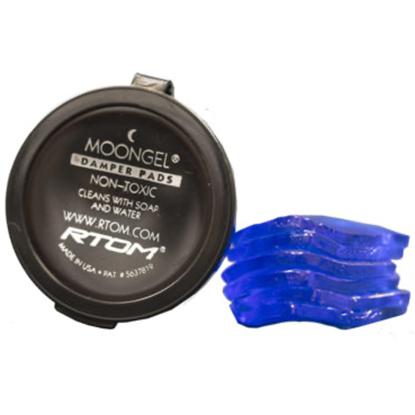 RTOM MoonGel Blue Damper Pads