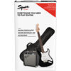 Squier Stratocaster® Pack Black