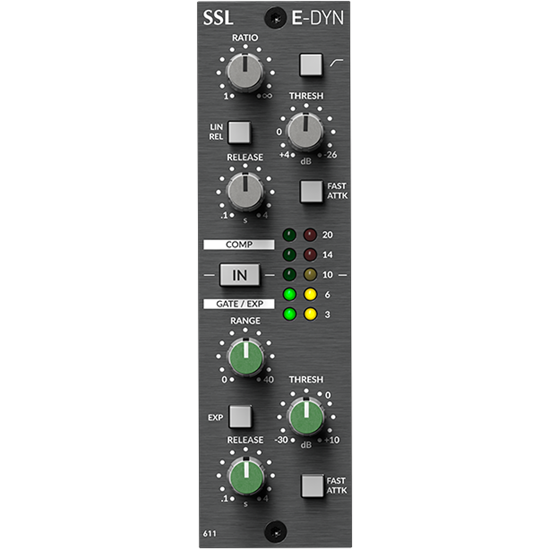 SSL E-Series Dynamics Module
