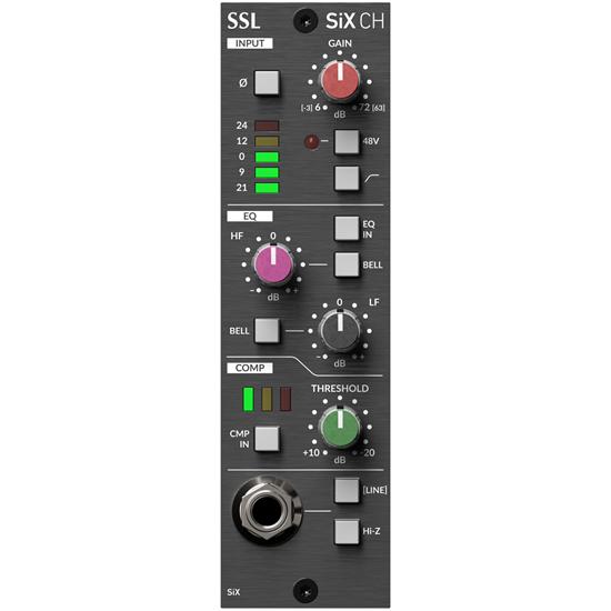 SSL Six CH Module