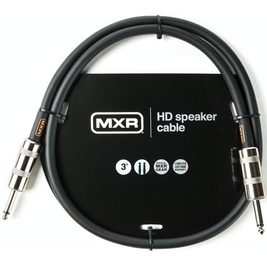 MXR 3ft HD Speaker Cable