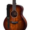 Taylor GS Mini Guitar Strap Black