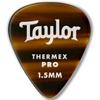 Taylor Premium 351 Thermex Pro Guitar Picks Tortoise Shell 1,5 mm 6-Pack