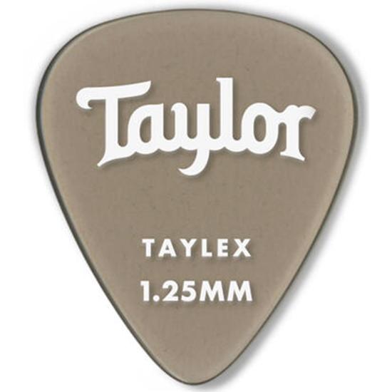 Taylor Premium 351 Taylex Guitar Picks 1,25 mm 6-pack