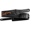 """Taylor Nouveau 3"""" Embroidered Leather Guitar Strap"""