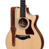 "Taylor Renaissance 2.5"" Leather Guitar Strap Medium Brown"