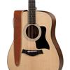"Taylor 2.5"" Leather Guitar Strap Suede Back Medium Brown"