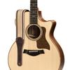 "Taylor Reflections 2.5"" Leather Guitar Strap Spruce/Ebony"