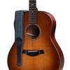 "Taylor Blue Denim 2.5"" Guitar Strap Navy Edge"