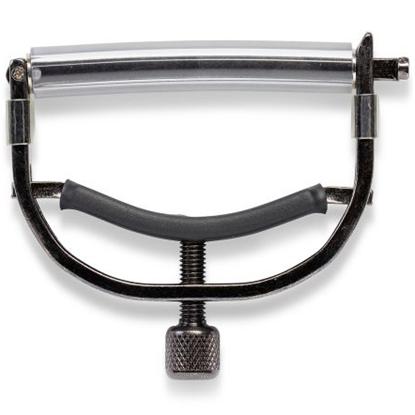 Taylor Capo 12-String/Nylon Black Nickel
