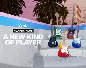 Bild för kategori Fender Player Plus