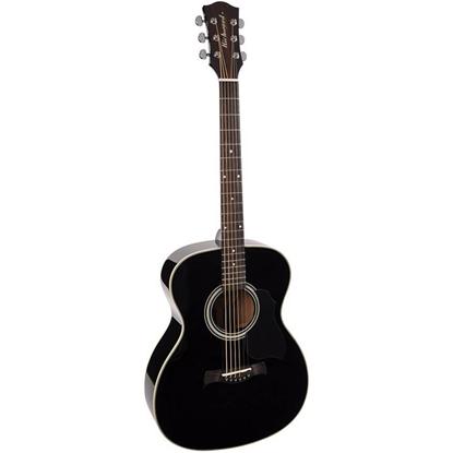 Richwood A-40 Black Master Series Handmade Auditorium 000 Guitar