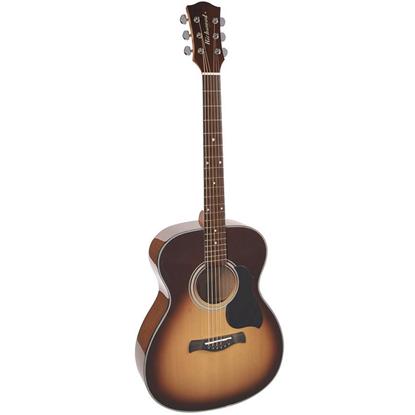 Richwood A-40 Master Series Handmade Auditorium 000 Guitar Sunburst
