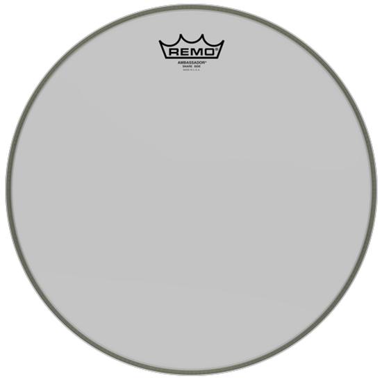 """Remo Ambassador® Hazy Snare Side 14"""""""