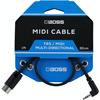 Boss BMIDI-1-35 MIDI Cable