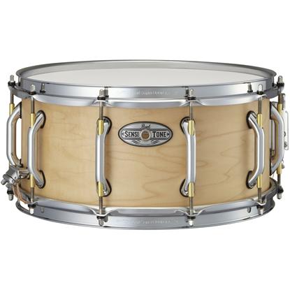 """Pearl Sensitone Premium Maple 14""""x6,5"""" Snare Drum"""