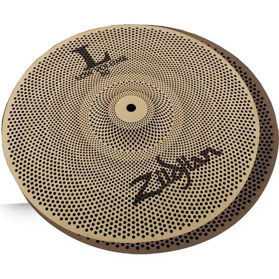 "Zildjian 14"" L80 Low Volume Hihats"