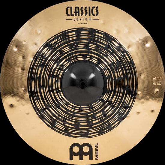 "Meinl Classics Custom Dual 22"" Ride"