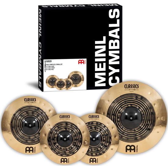 Meinl Classics Custom Complete Cymbal Set