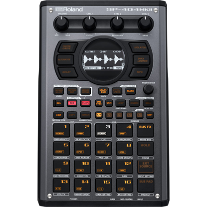 Roland SP404 mk2 Creative Sampler And Effector